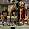 Clarkson Athletics: Men and Women swimming at UYNSCSA at Ithaca College.<br /> <br /> Day 1 Finals