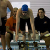 Clarkson Athletics: Men and Women swimming at UYNSCSA at Ithaca College.<br /> <br /> Day 2 Prelims