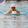 Clarkson Athletics: Men and Women swimming at UYNSCSA at Ithaca College.<br /> <br /> Day 2 Finals