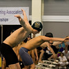 Clarkson Athletics: Men and Women swimming at UYNSCSA at Ithaca College.<br /> <br /> Day 4 Fianls