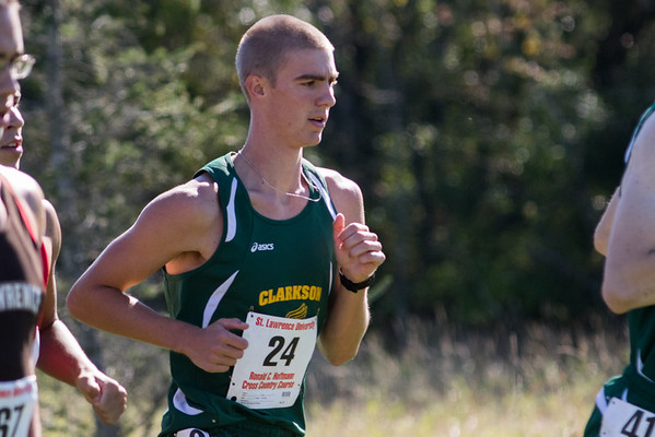 Clarkson Athletics: Mens Cross Country at Hoffmann Invitational (SLU)