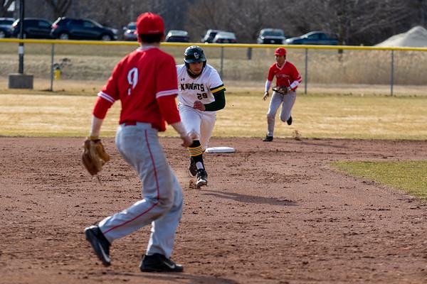 Clarkson Athletics: Men Baseball vs. Plattsburgh