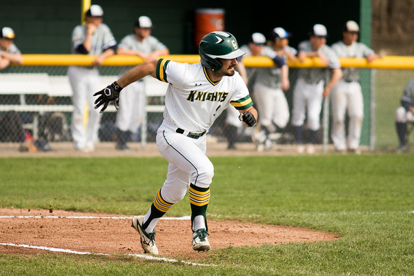 Clarkson Athletics: Men Baseball vs. SUNY Canton