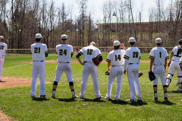 Clarkson Athletics: Men Baseball vs. SLU. Senior day. Game 1