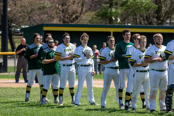 Clarkson Athletics: Men Baseball vs. SLU. Senior day. Game 1