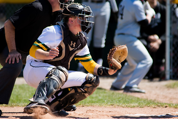 Clarkson Athletics: Men Baseball vs. Bard. Game 1 Clarkson win 8 to 5
