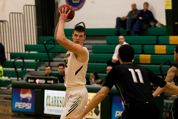 Clarkson Athletics: Men Basketball vs. Morrisville State