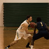 Clarkson Athletics: Men Basketball vs. SUNY Canton. Clarkson Win 95 to 75.