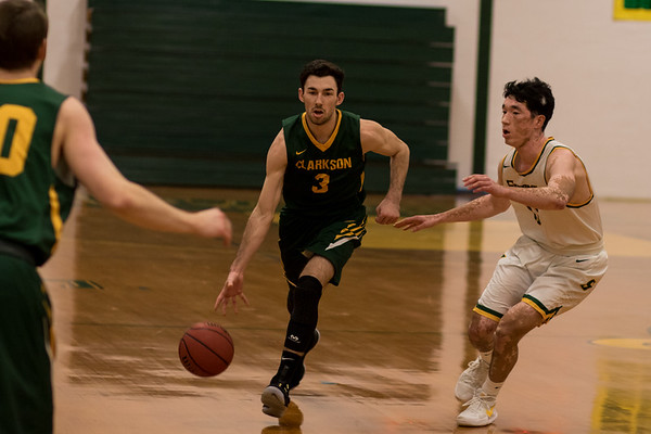Clarkson Athletics: Men Basketball vs. Skidmore