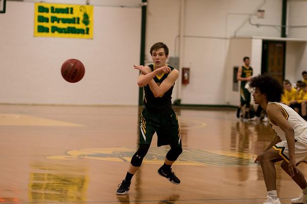 Clarkson Athletics: Men Basketball vs. Skidmore