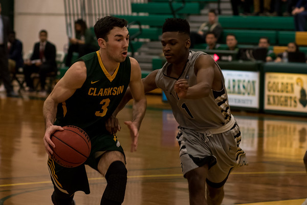 Clarkson Athletics: Men Basketball vs. Bard.