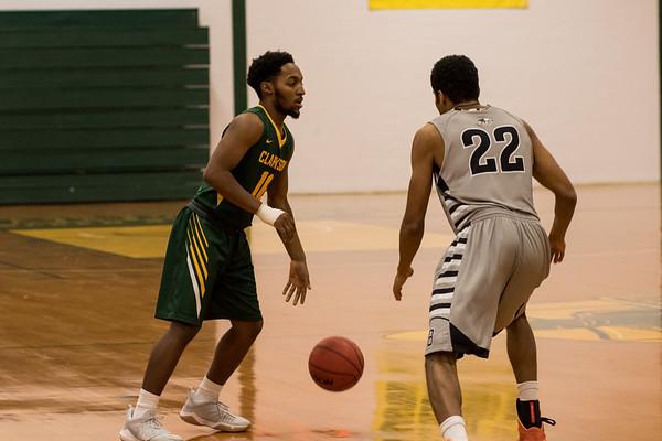 Clarkson Athletics: Men Basketball vs. Bard.