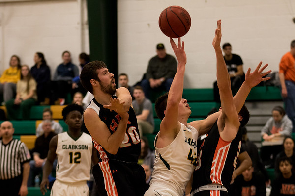 Clarkson Athletics: Men Basketball vs. RIT