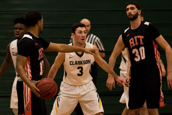 Clarkson Athletics: Men Basketball vs. RIT