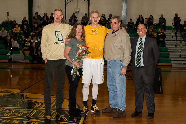Clarkson Athletics: Men Basketball vs. RPI. Clarkson win 102 to 92.