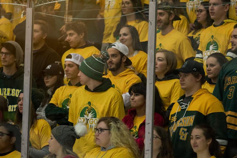 Clarkson Athletics: Men Hockey vs. Brown
