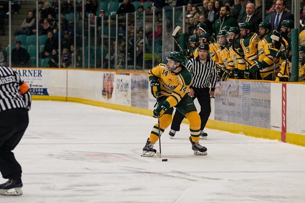 ECAC Men Hockey. Clarkson vs. Colgate Game 3.