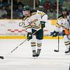 Clarkson Athletics: Men Hockey vs. Merrimack. Clarkson win 4-0