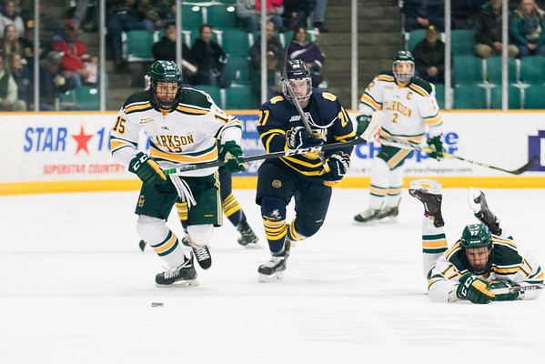 Clarkson Athletics: Men Hockey vs. Quinnipiac
