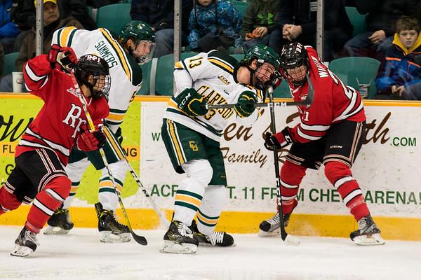 Clarkson Athletics: Men Hockey vs. RPI.