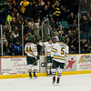 Clarkson Athletics: Men Hockey vs. St. Lawrence (SLU).<br /> Clarkson Win 3 to 1