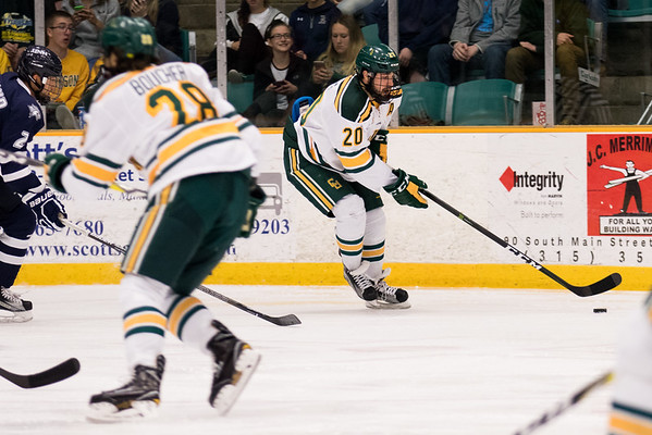 Clarkson Athletics: Men Hockey vs. UNH.