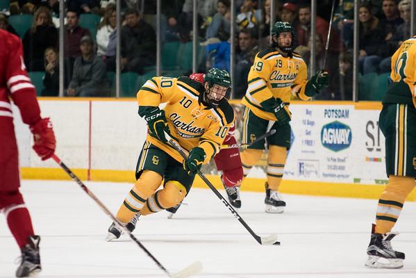 Clarkson Athletics: Men Hockey vs. Wisconsin