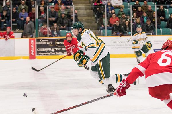 Clarkson Athletics: Men Hockey vs. Cornell
