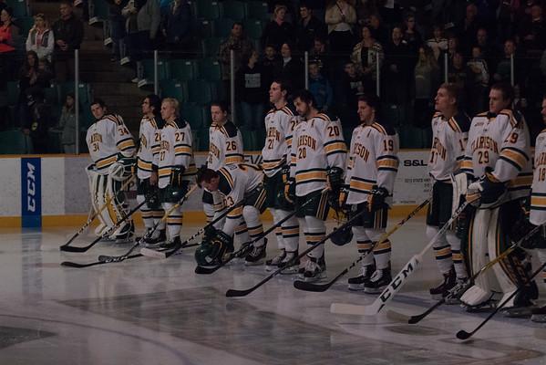 Clarkson Athletics: Men Hockey vs. University of TROIS-RIVIERES (exh.) Clarkson lose 4-3