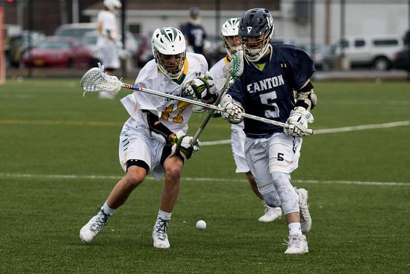 Clarkson Athletics: Men Lacrosse vs. SUNY Canton. Clarkson win 21 to 6