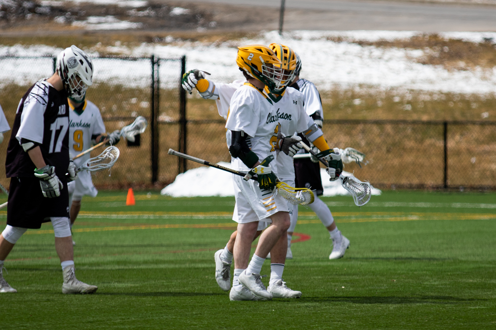 Clarkson Athletics: Men Lacrosse vs. Bard