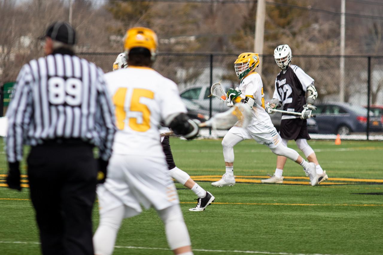 Clarkson Athletics: Men Lacrosse vs. Bard