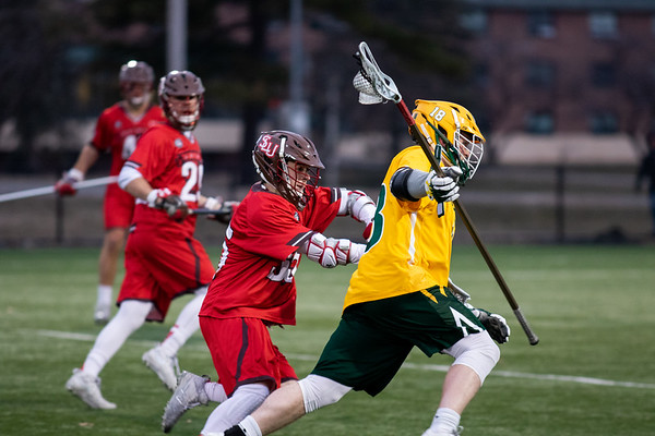 Clarkson Athletics: Men Lacrosse vs. SLU