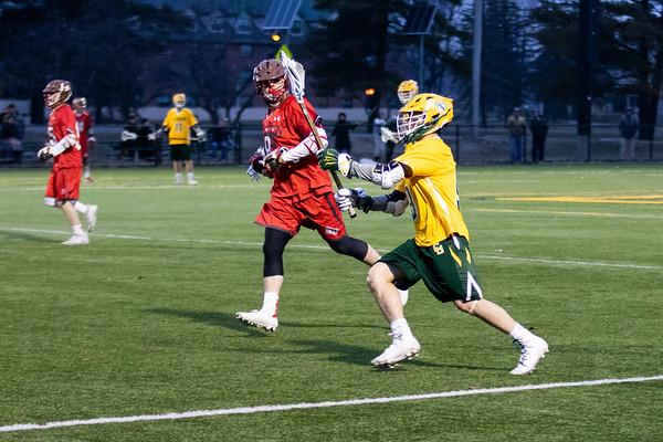 Clarkson Athletics: Men Lacrosse vs. SLU