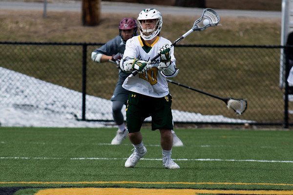 Clarkson Athletics: Men Lacrosse vs. Vassar. Vassar win 10 to 9.