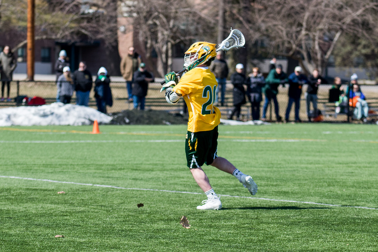 Clarkson Athletics: Men Lacrosse vs. Union. Union win 12 to 10