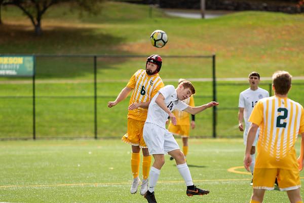 Clarkson Athletics: Men Soccer vs Bard. Clarkson win 4 to 0. Senior Day