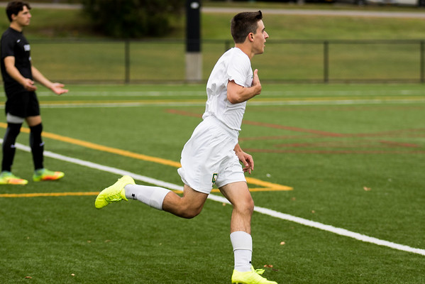 Clarkson Athletics: Men Soccer vs. Bard. Clarkson win 2-1