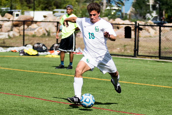 Clarkson Athletics: Men Soccer vs. RIT