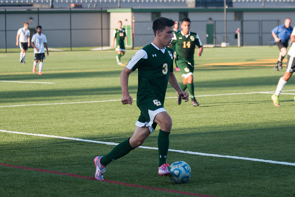 Clarkson Athletics Men Soccer vs. University of Ottawa: Clarkson Win 2 to 0