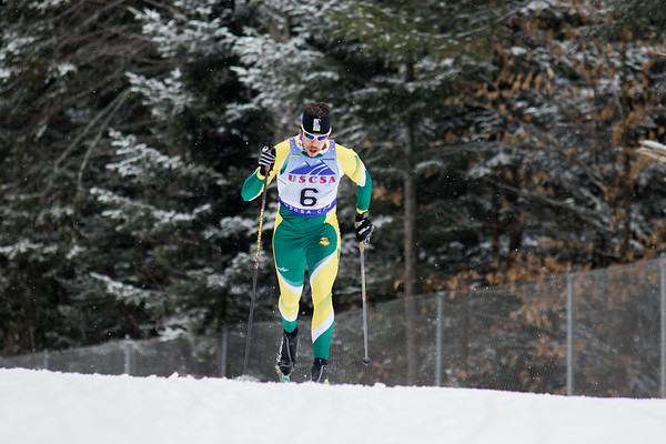 Clarkson Athletics: Men Nordic Skiing ECSC Divisionals