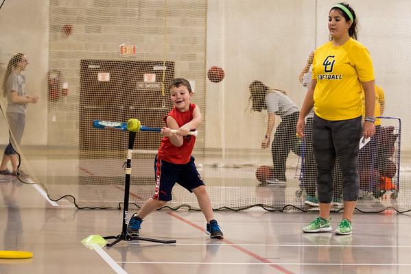 Clarkson Athletics: KIDS-ATHLETE AFTERNOON
