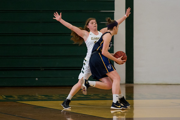 Clarkson Athletics: Women basketball vs Ithaca. Ithaca Win 79 to 77