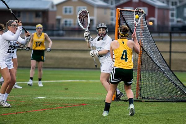 Clarkson Athletics: Women Lacrosse vs. SUNY Potsdam. Clarkson win 12 to 5