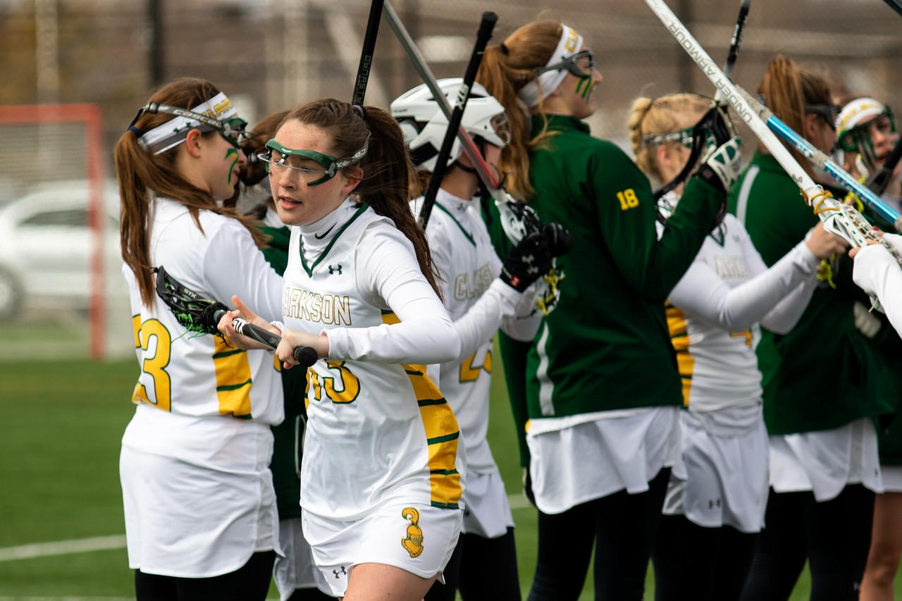 Clarkson Athletics: Women Lacrosse vs. Ithaca