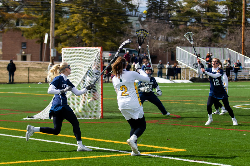 Clarkson Athletics: Women Lacrosse vs. Ithaca