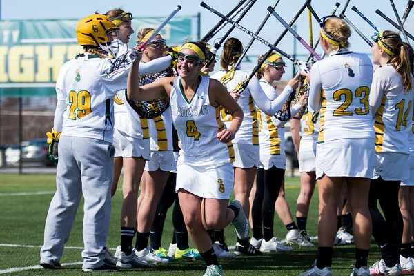 Clarkson Athletics: Women Lacrosse vs. RPI