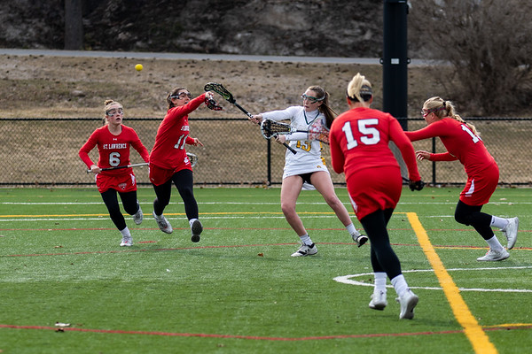 Clarkson Athletics: Women Lacrosse vs. SLU