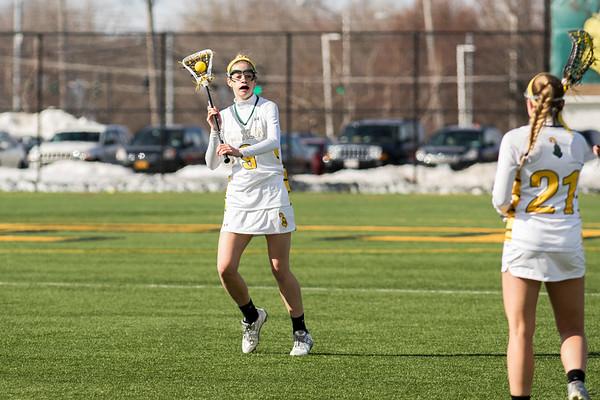 Clarkson Athletics: Women Lacrosse vs. SUNY Canton. Clarkson win 20 to 3.