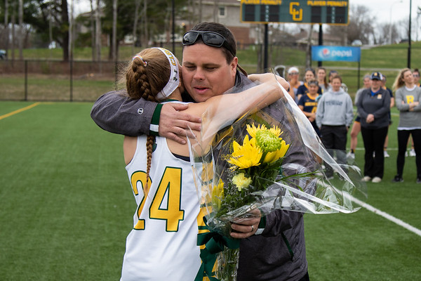 Clarkson Athletics: Women Lacrosse vs. University of Rochester. Clarkson win 11 to 8.